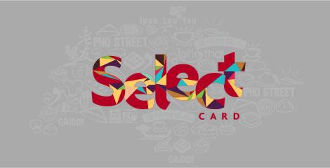 SELECT MEMBERSHIP CARD