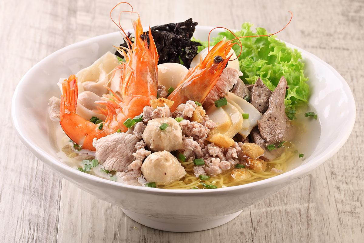 Straits Food Village